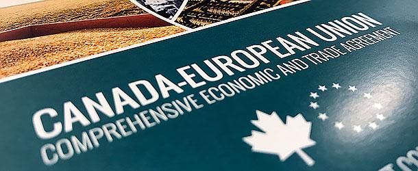 Comprehensive Economic Trade Agreement (CETA)