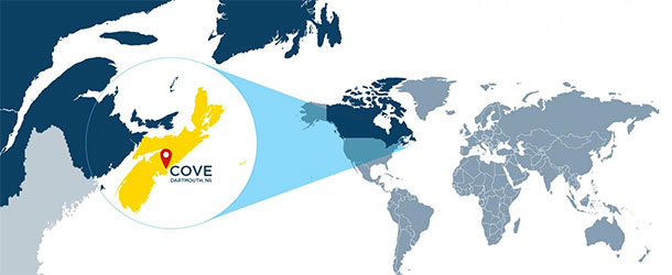 COVE map graphic